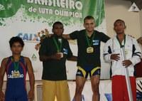 ALUNO DO BENNETT É CAMPEÃO BRASILEIRO DE LUTA OLÍMPICA