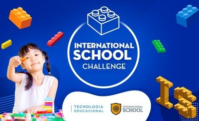 Participe do desafio LEGO® International School Challenge