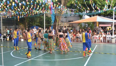 """""""Fazendo Amigos na Trilha da Roça"""" destaca cultura nordestina e reúne famílias em festividade"""