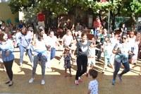 """""""Praça Bennett"""" promove confraternização familiar e homenageia mães"""
