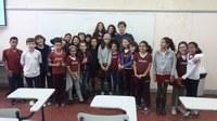 4º ano tem aula especial com professor do IBGE sobre importância de pesquisas