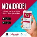 Adquira o Iscool App e acompanhe informações individuais e a caminhada escolar de seu(sua) filho(a)