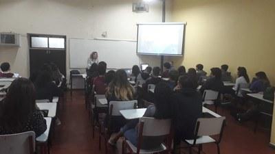 Ensino Médio participa de capacitação do Sistema Anglo