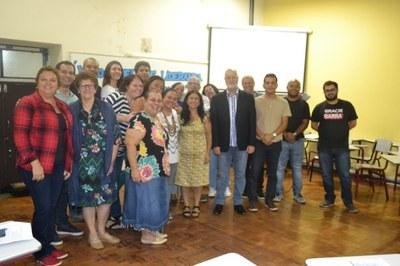 Equipe do Bennett participa de capacitação sobre liderança serva