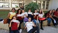 Estudantes visitam a UFF para conhecer profissões