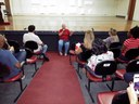 Familiares da Educação Infantil participam de palestra sobre doenças infectocontagiosas