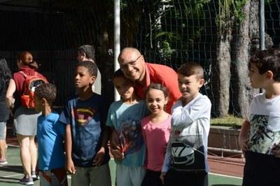 Festa da Família reúne alunos, responsáveis e familiares em diversas atividades