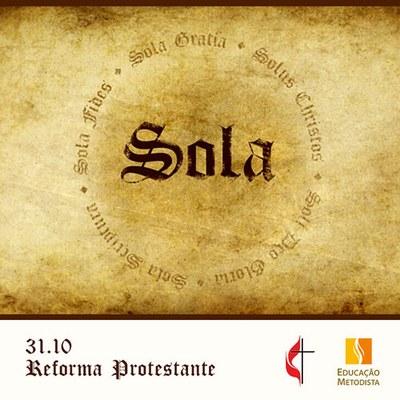 Outubro de 1517 – outubro de 2017: quinhentos anos da Reforma Protestante