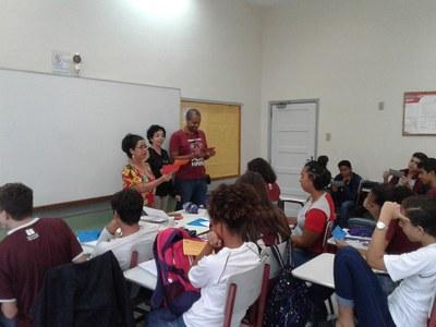 Pastoral Escolar promove momentos especiais em semana marcada pelo Dia Internacional da Mulher