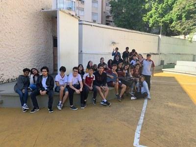 Projeto faz alunos do 9º ano unirem música e poesia