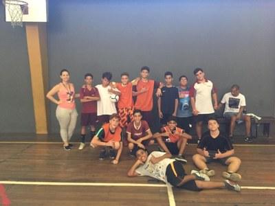 Torneio de futebol valoriza prática esportiva