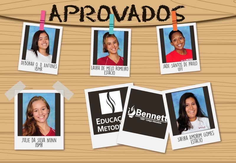 aprovados 2016